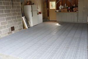 IPL MacroTrac™ RolaTrac Garage Flooring Solutions Mini Cooper