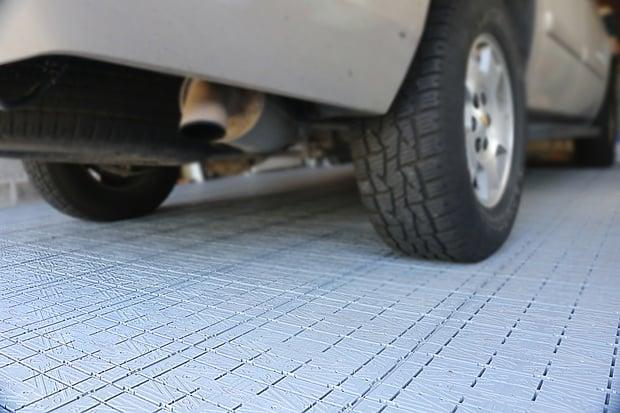 MacroTrac RolaTrac Garage Flooring Solutions