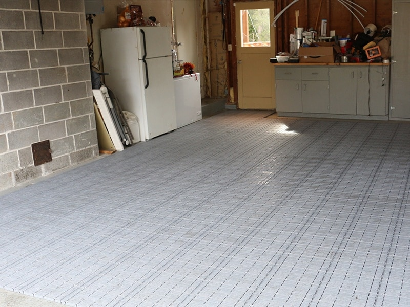 MacroTrac Garage Flooring Solutions