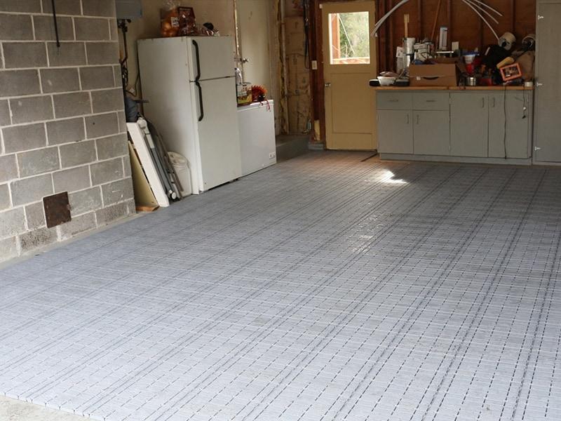 MacroTrac Garage Flooring Solutions