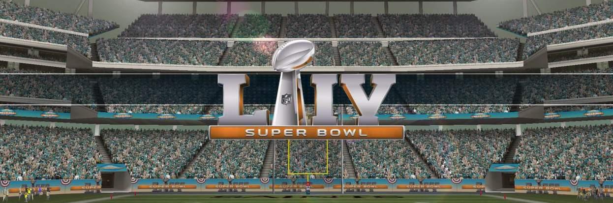I-Trac at Super Bowl LIV!